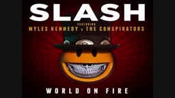 Slash (feat. Myles Kennedy and the Conspirators) | The Dissident