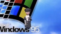 Windows 95 tech demo