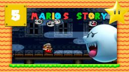 Lets Play Marios Story [SMW-Hack] Part 5 - Geischder