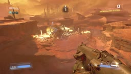DOOM Gameplay Part 1 (X-Box One) (Originally On My XBoxGamerSSG48 Channel)