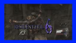 Drei Schlüssel Part 13 (Deutsch) Let´s Play Resident Evil 6