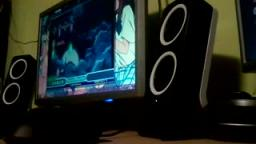 playing stepmania