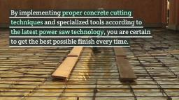 Finding The Best Cutting Concrete Tool