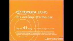 Toyota Echo Commercial [EDITED]