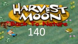 Let´s Play Harvest Moon: Back To Nature ★ 140 ★ Fest der aufgehenden Sonne