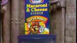 Making of Kraft Macaroni and Cheese- Super Mario Bros TV Commercial (Archived)