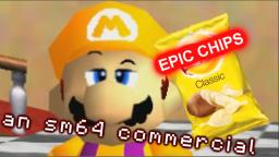sm64 commercial: EPIC CHIPS!