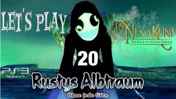 Let´s Play Ni No Kuni #20★Rustys Alptraum
