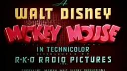 Mickey Mouse Short - Orphans Benefit (1941) (KURDISH DUB)