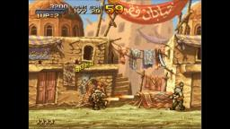 Metal Slug 2 - Fio - PC(Arcade) Gameplay