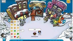 Happy New Year Club Penguin