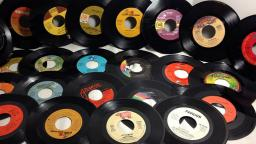 My Entire 45 RPM Records Collection In 2019 Part 1