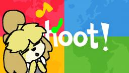 sweet dreams but w/kahoot music, w/tempo fix, w/Jokers gun, w/tainted love, w/isabelle headbanging