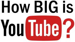 ColdFusion: How BIG is YouTube? (Part 1)