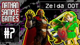 The Legend of Zelda: Ocarina of Time (N64) #7 │Nathan Sample Games