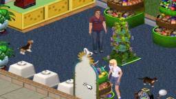 The Sims Pets Gameplay