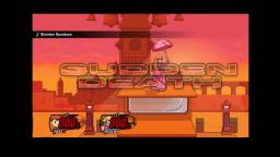 Playing Super Smash Flash