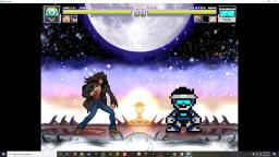 MUGEN-Battling Player Man and his friends