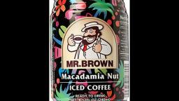 MR BROWNS NEW GAY COFFEE DRINK