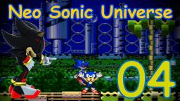 Lets Play Neo Sonic Universe Part 4 - Dem Game Over nahe