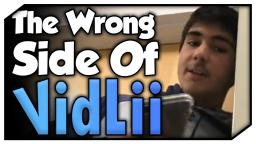 The Wrong Side of Vidlii - Where Is THE NUT Stored?