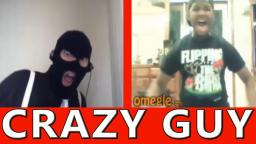 CRAZY JAMAL ON OMEGLE - Funny Omegle Videos