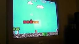 Super Mario Bros 2 (Japanese Famicom Version) Running On NES