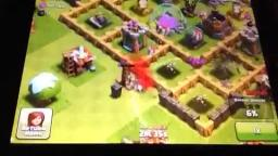 Town hall level 7 attack stradagy