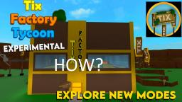 Tix Factory Tycoon - How to get all Forgotten Tix