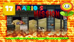 Lets Play Marios Mission [SMW-Hack] Part 17 - Verfolgende Masken