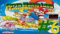 Let´s Play Super Mario Land 2 SgC DX (Deutsch)  - Teil 6 Tatanga´s Rückkehr in der Space-Zone!