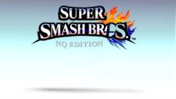 Super Smash Bros. NQ Edition - Beta (Title Screen)