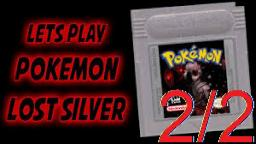Let`s Play Pokemon Lost Silver - Halloween Special (2/2)