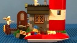 Lego 4641 Review Speed Boat City Harbor