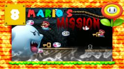 Lets Play Marios Mission [SMW-Hack] Part 8 - Its Geischder-Time