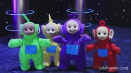 Mighty Tubby Power Rangers