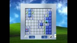 Won in minesweeper! :D