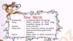Lesson2-Teamwork Poem, Marigold book,Subject-English,Std-5