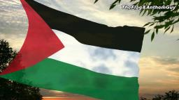 Flag and anthem of Palestine