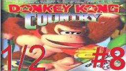 Lets Play Donkey Kong Country (GBC) (101% Deutsch) - Teil 8 Reihern in den Weihern! (1/2)