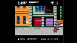 Mighty Final Fight - Brawling - NES Gameplay