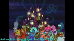 SpongeBob and Co. Vibe to Fountain of Love (9-29-2020)