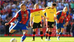Kevin Phillips all 7 goals for Crystal Palace