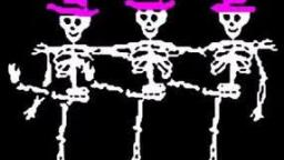 Spooky Scary Skeletons (Midi)