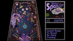 Space Cadet 3D Pinball Gameplay
