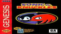 Sonic and Knuckles Mushroom Hill Zone Act 1