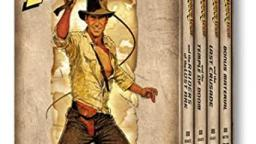Opening And Closing to The Adventures of Indiana Jones: The Complete DVD Movie Collection 2003 DVD