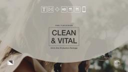 Clean & Vital - A Production Pack of Tools for Final Cut Pro X - Pixel Film Studios