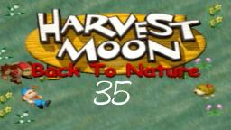 Let´s Play Harvest Moon: Back To Nature #35