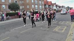 At Walton Naze Essex carnival 2017 unedited video
